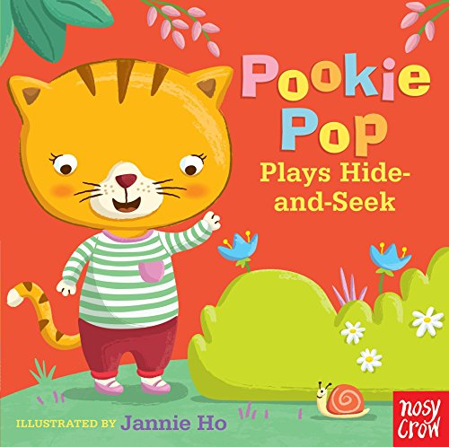 (Pookie Pop Plays Hide-and-Seek: A Tiny Tab)