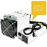 AntMiner S9 ~13.5TH/s @ 0.098W/GH 16nm ASIC Bitcoin Miner with Power Supply an