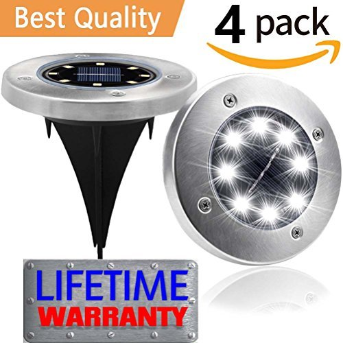 Best Solar Powered Led Outdoor Lights