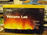 National Geographic Volcano Lab