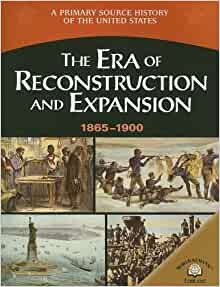 a history of reconstruction period in united states If popular culture helps americans understand history, there's good news and  bad news for the period known as reconstruction the good.