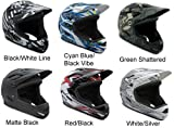 Bell Helmets Sanction Downhill Mountain Bike Helmet - Matte Black M