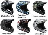 Bell Helmets Sanction Downhill Mountain Bike Helmet - Matte Black M
