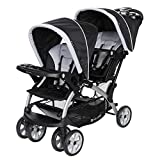 Baby Trend Sit N Stand Infant and Toddler Double Stroller For Sale