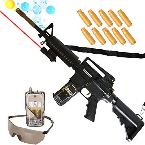 KULU エアガン サブマシンガン ライフル おもちゃ サバイバルゲーム 薬莢飛び ボーイズギフト