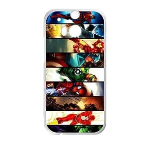 HTC One M8 Phone Case Hulk Iron Man Thor HI66MT80987