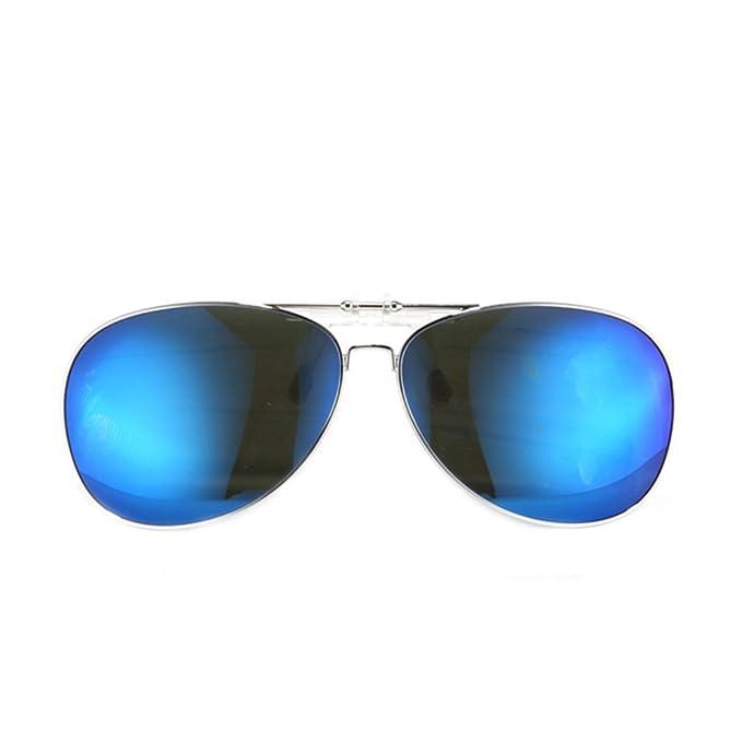 Clip de gafas de sol/Hombre y mujer ojos de miopía/Gafas de rana