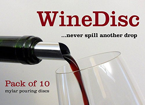 Original Wine Disc Stopping Spouts product image