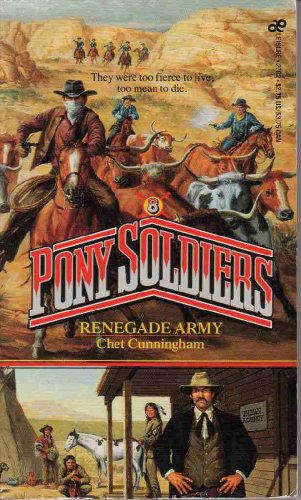book cover of Renegade Army