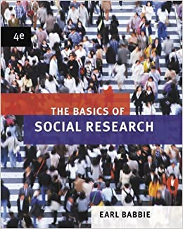 By earl r babbie the basics of social research fourth 4th by earl r babbie the basics of social research fourth 4th edition author amazon books fandeluxe Choice Image