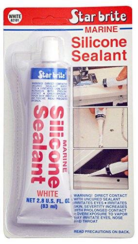 Star Brite Marine Silicone Sealant - White