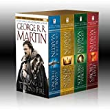 Game of Thrones Boxed Set: A Game of Thrones/A Clash of Kings/A Storm of Swords/A Feast for Crows (