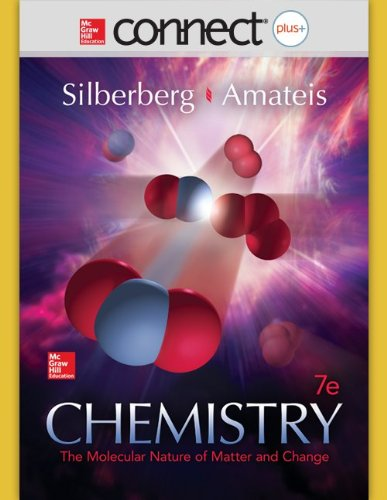 Connect 1-Semester Access Card for Chemistry: The Molecular Nature of Matter and Change