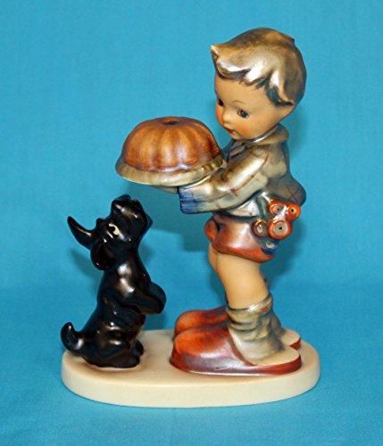 Goebel Hummel Figure BEGGING HIS SHARE