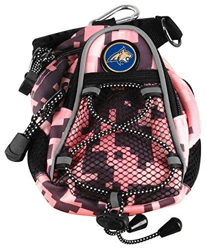 Montana State Bobcats Backpack - LinksWalker NCAA Montana State Bobcats - Mini Day Pack - Pink Digi Camo