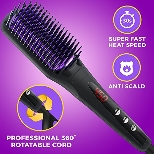 Best Electric Hot Comb For Natural Hair
