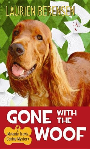 book cover of Gone With the Woof