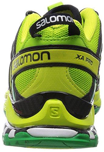 3D Granny Gelb Gecko Uomo Amarillo Pro XA Fern Scarpe Green Sportive Salomon Green Green 6Cqfwv