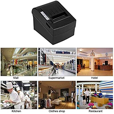 POS-8220 Impresora térmica portátil inalámbrica de Recibos WiFi ...