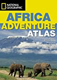 Africa Adventure Atlas: National Geographic Map