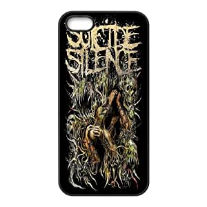 iPhone 5, 5S Phone Case Band Suicide SilenceP797889263