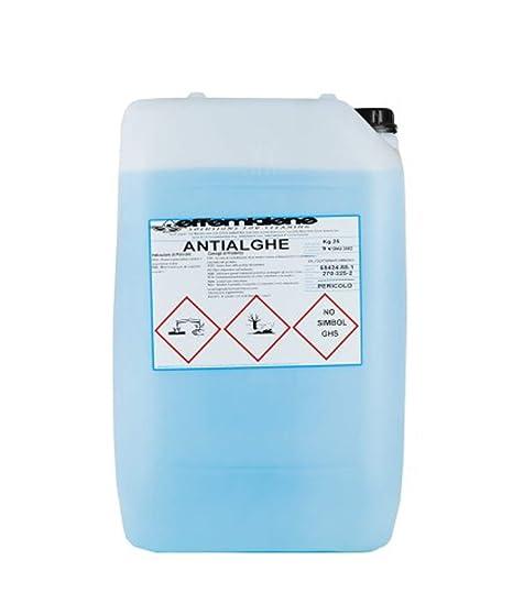 Antialghe igienizzante superconcentrato trattamento piscina no shiuma lt 5 e4c534ceeaa3
