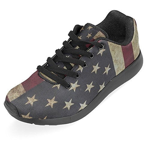 Mocassini Da Donna Di Interestprint Classico Canvas Casual Slip On Fashion Scarpe Sneakers Mary Jane Flat Multi 19