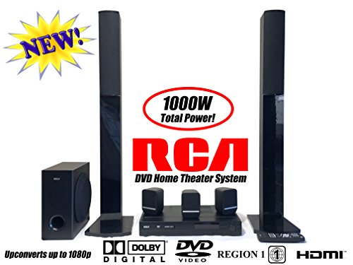 RCA-1000-Watt-DVD-Home-Theater-Model-RTD3130