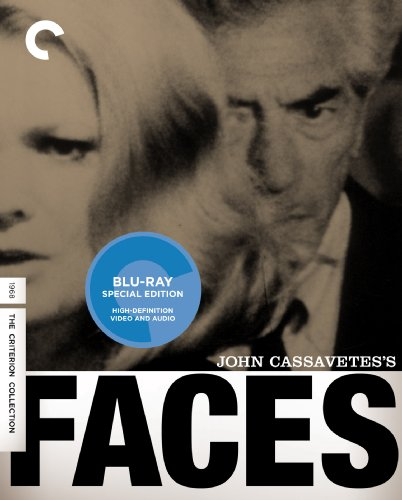 John Cassavetes: Five Films (Shadows / Faces / A Woman Under the Influence / The Killing of a Chinese Bookie / Opening Night / A Constant Forge) (The Criterion Collection) [Blu-ray]