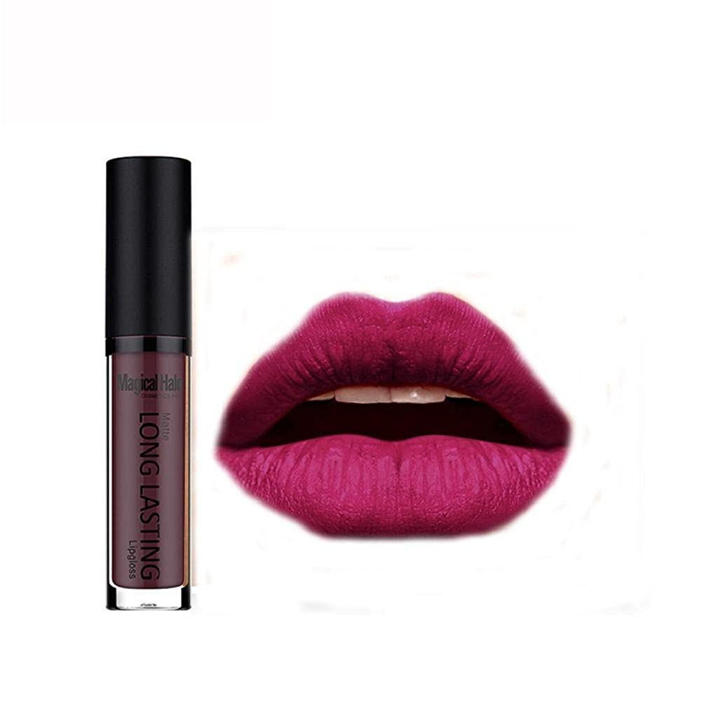 Sannysis barra de labios permanente 6ml Lipstick