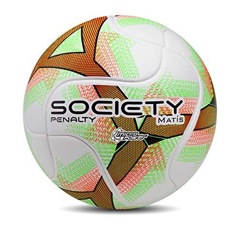 Bola Society Matis Term Viii Penalty 69 Cm Verde
