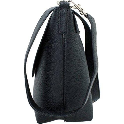 Shoppers y bolsos de hombro para mujer, color Negro , marca GUESS, modelo Shoppers Y Bolsos De Hombro Para Mujer GUESS BOBBI INSIDE OUT XBODY Negro Negro