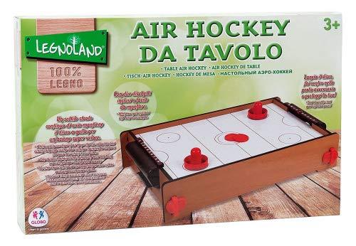 Familly games Jeu du air Hockey sur Table, 37204 Globo Globo - 37204