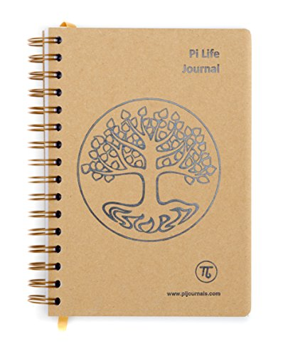 Pi Life Journal - Personal weekly review, planning and activity notebook