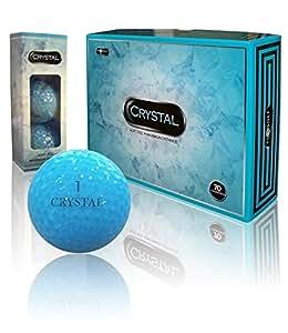 Fl Golf Crystal Golf Balls (Aqua)