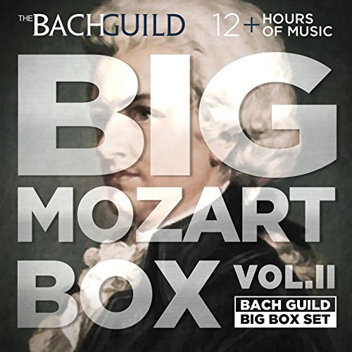 Big Mozart Box, Vol II ()