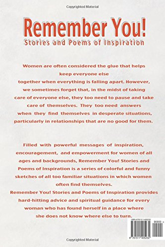 Remember You Stories And Poems Of Inspiration Peaches Dacosta