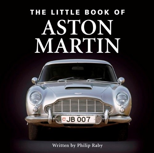 - The Little Book of Aston Martin