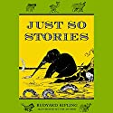 Just So Stories Audiobook by Rudyard Kipling Narrated by Jim Weiss