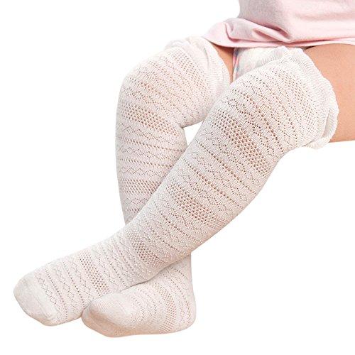 hot EMIKI Cotton High Socks Anti-bite for Baby Toddler Newborn Kids 1 Pairs for sale
