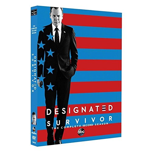 Designated Survivor  The Complete Second Season 2  Brand New  Dvd  5 Disc Set