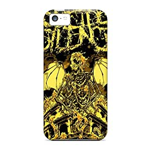 Flexible Tpu Back Case Cover For Iphone 6 4.7 - Suicide Silence