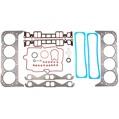 Engine K1500 Suburban - ECCPP Cylinder Head Gasket Set fit for Chevrolet Tahoe Express 1500 Cadillac Escalade GMC Yukon 5.7L 96 97 98 99 00-02 Head Gasket Set