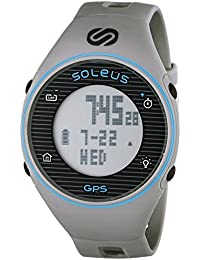 Unisex SG011-077 GPS One Digital Watch with Grey Band