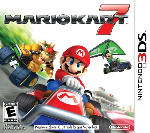 Mario Kart 7 - 3DS [Digital Code] ()
