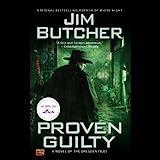 Bargain Audio Book - Proven Guilty