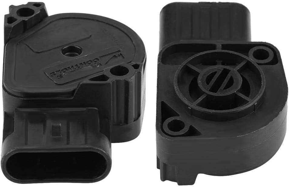Cuque 133284 2603893C91 Throttle Position Control Sensor for Cummins Engine IH 8600 7600 1600 2007 and earlier