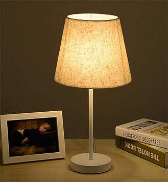 Stoff Kunst Holz Modern Fashion Minimalistische Kreative Tischlampe