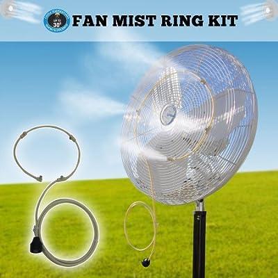 Mistcooling-Misting fan