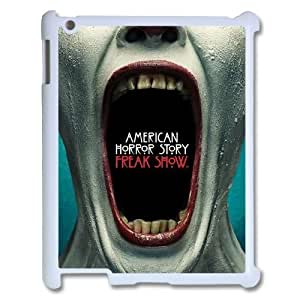 American Horror Story Unique Design Cover Case with Hard Shell Protection for Ipad2,3,4 Case lxa#3323547